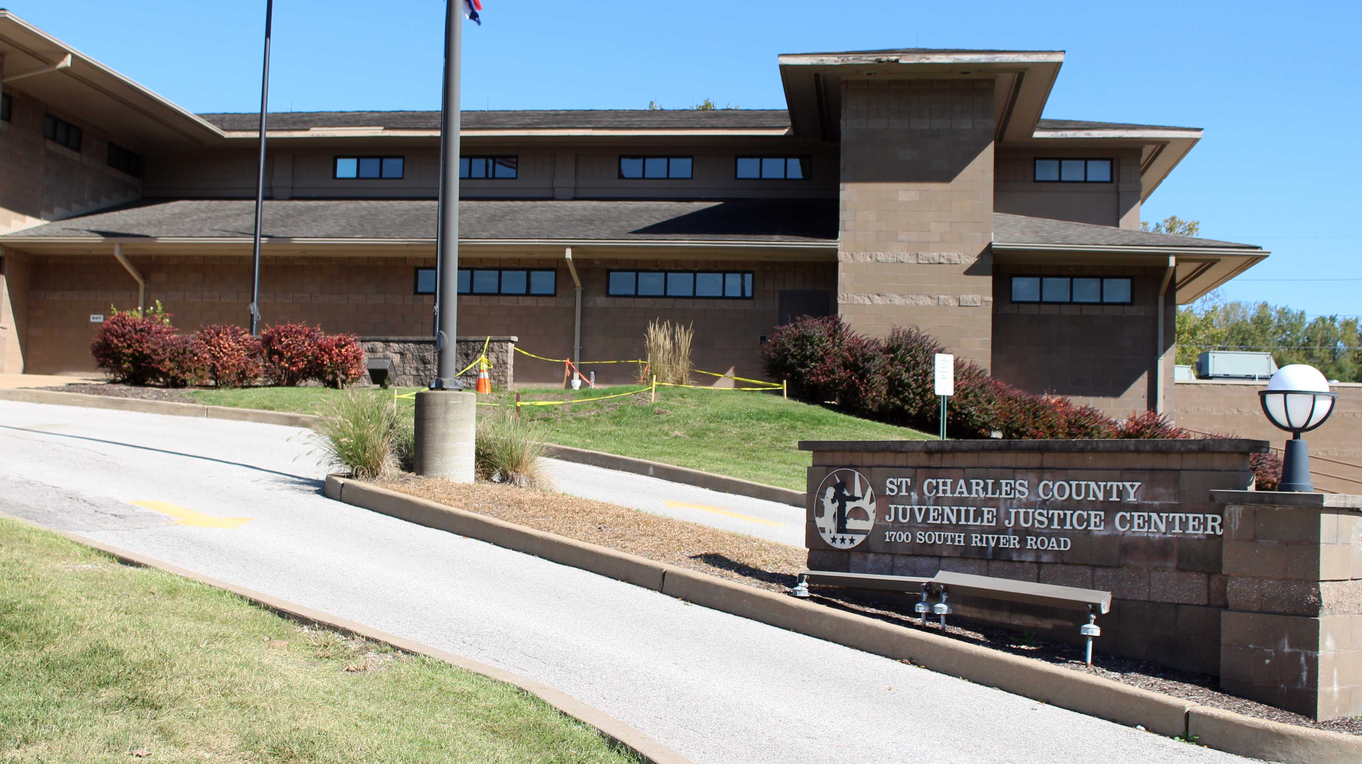 The St. Charles Juvenile Justice Center will incorporate changes to their handbook made by Lindenwood students later this year. Photo by Kyle Rainey