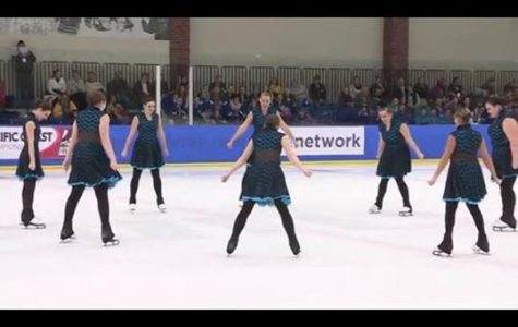 Lindenwood synchronized skaters make their own marks after disbandment