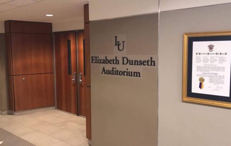 File photo: The Business Ethics Panels will take place at the Dunseth Auditorium in Harmon Hall on Thursday, Nov. 21. <br> Photo by Nick Feakes