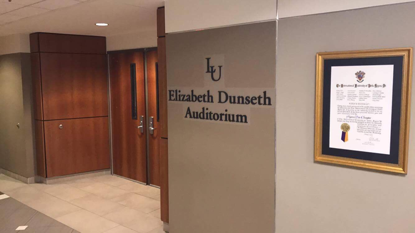 File photo: The Business Ethics Panels will take place at the Dunseth Auditorium in Harmon Hall on Thursday, Nov. 21.  Photo by Nick Feakes