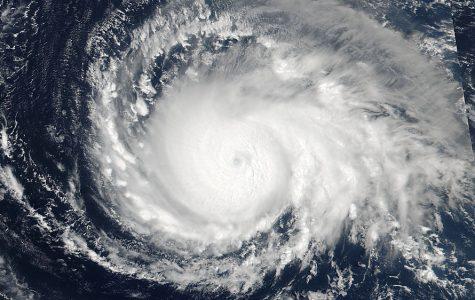 Hurricane Irma. <br> Photo from OAA/NASA Goddard MODIS Rapid Response Team -flickr.com