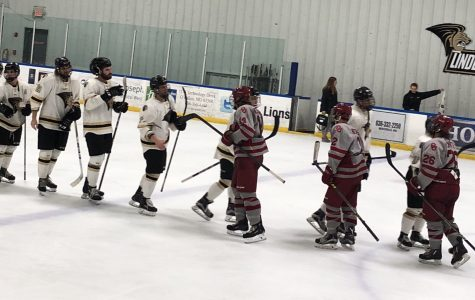 Two wins for Lions ice hockey this weekend
