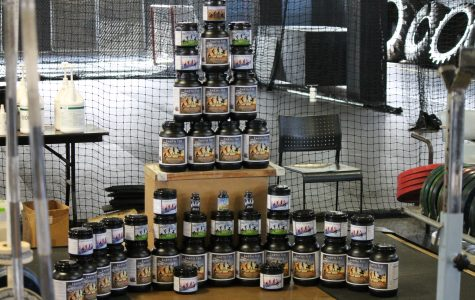 Lindenwood's first shipment of Earth Fed Muscle. Photo by Walker Van Wey
