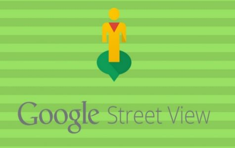 Google Street View lets users go places they'd never go otherwise. It can be used for navigation as well as entertainment. <br> Graphic by Kearstin Cantrell