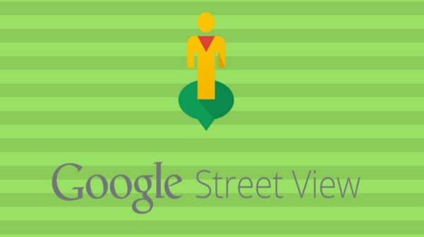 Google Street View lets users go places they'd never go otherwise. It can be used for navigation as well as entertainment.  Graphic by Kearstin Cantrell