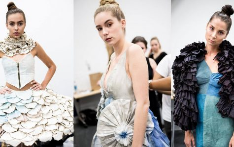 TEDx fashion show garments draw inspiration from climate-change issues