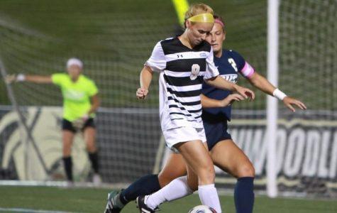 Women's soccer starts season with scoreless match in Springfield