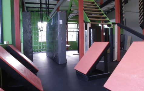 The KOR Komplex is a Ninja Warrior training center and a parkour gym located in St. Charles near Lindenwood University.<br>Photo by Kyle Rainey