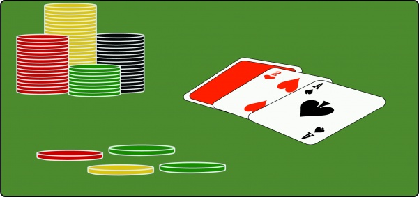 CABsino will include several different kinds of casino games including blackjack and Let it Ride.  Photo illustration by Kat Owens