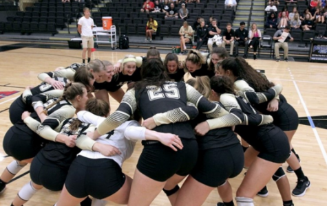 Women's volleyball sweeps Lindenwood Invitational