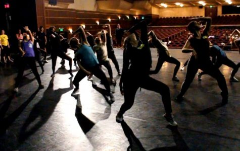 Dance program hosts almost 60 students for High School Dance Day