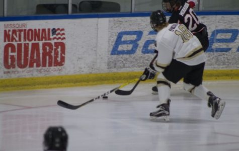 Lions hockey swept on the road by Ohio Bobcats