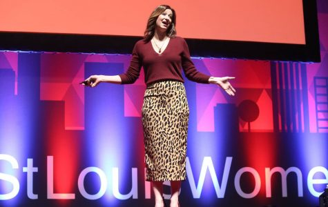 Former 17 Magazine editor-in-chief Ann Shoket gives her TED talk on
