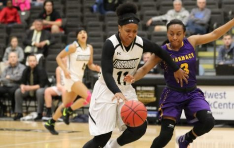 Women's basketball beats down St. Louis College of Pharmacy