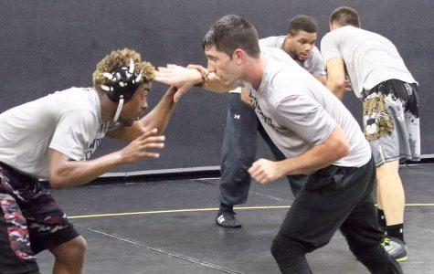 Wrestling set to begin season next Saturday