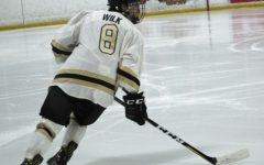 Men's ice hockey sweeps Robert Morris