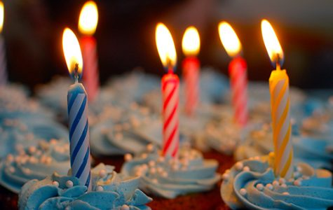 Opinion: Birthdays become unimportant after the age of 21