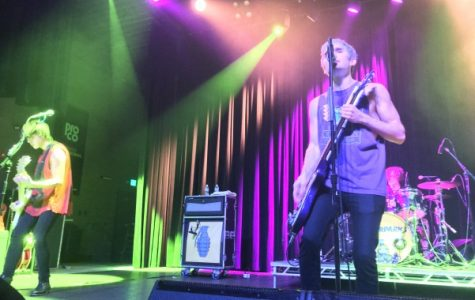 Waterparks performing at Delmar Hall in St. Louis on its