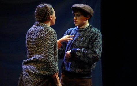 "Freshman stars in lead role of ""The Cripple of Inishmaan,"" opening Tuesday"