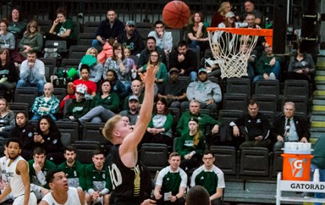 Chandler Diekvoss scores 1,000th point, but Lions fall to Northwest Missouri State
