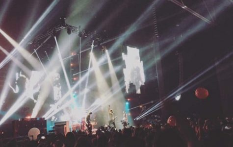 5 Seconds of Summer in Dallas, Texas in 2016.  Photo provided by Morgan Winston