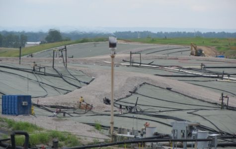 The West Lake Landfill, which contains nuclear waste, is located in Bridgeton, Missouri. <br> Photo from Wikimedia Commons