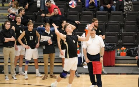 Men's volleyball to take on Saint Francis University this Friday