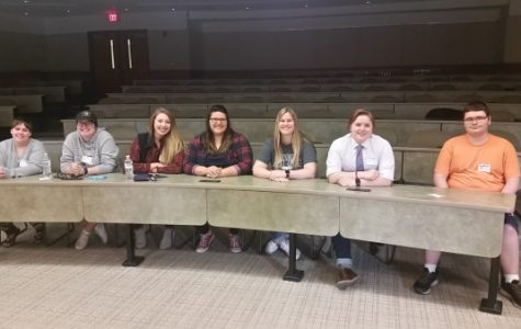Psi Chi hosts first spelling bee