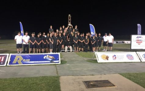 The Lindenwood shotgun sports team won its 15th consecutive at nationals in San Antonio, Texas. The team won by just four targets. <br> Photo by Cecilia Young