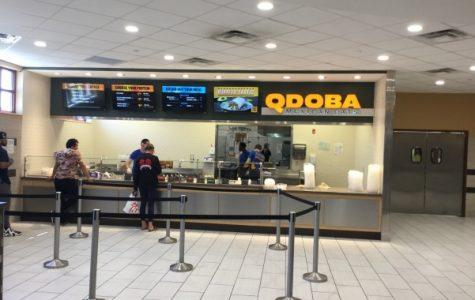 Qdoba will add tacos to its menu next year.  Photo by J.T. Buchheit.