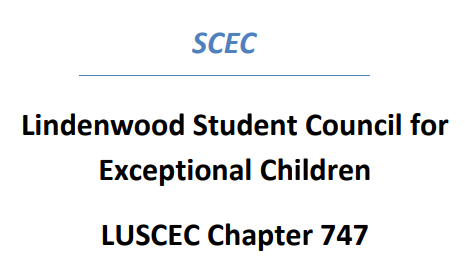 The Lindenwood chapter of the Council for Exceptional Children will be holding a luncheon to recruit new members on April 24 at the pavilion across from Young Hall.  Graphic provided by Rebecca Panagos