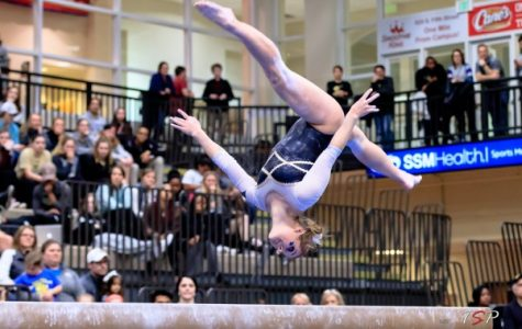 Junior Andavea Alexander shines for Lindenwood gymnastics in historic season
