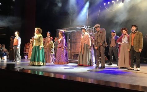 Threepenny Opera opens Thursday, brings awareness to poverty