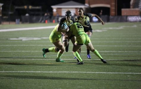 Lindenwood plays against Life University in a game during the fall of 2016 at Hunter Stadium. <br> File photo by Carly Fristoe