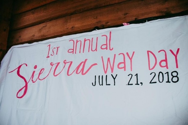 The 1st annual Sierra Way Day was celebrated on July 21 at Redemption Ranch in Foley, Missouri. Photo by Abby Erickson.