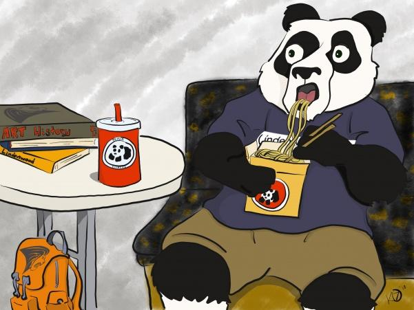 How much Panda Express have you had lately?