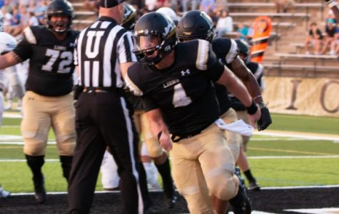 Kearney rushing attack too much for Lindenwood football