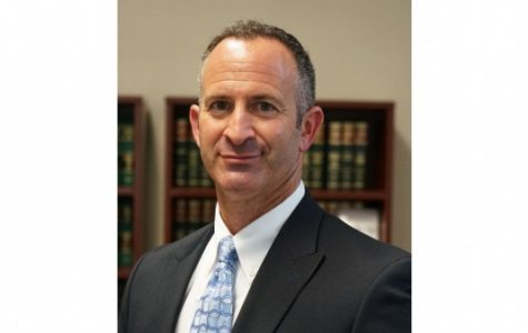 Grant Shostak, former General Counsel of Lindenwood University, has stepped down from his position and is now an associate professor of Criminal Justice in the School of Accelerated Degree Programs. <br> Photo from Lindenwood University-Belleville