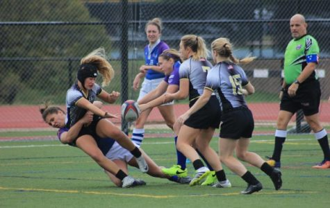 Women's rugby loses first home game in four years