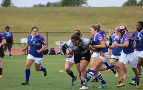 Women's rugby dominating season going into last two matches