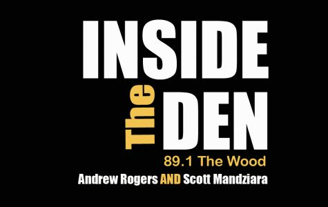 Inside the Den: Andrew Rogers last time co-hosting