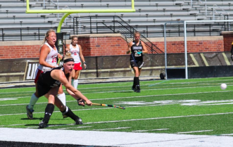 Field Hockey defeats Bellarmine during Senior Day