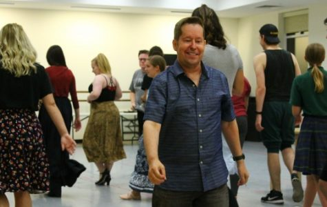 Dennis Courtney has been the director and choreographer for over 150 stage productions during his 22-year career.  <br /> Photo by Kayla Drake.