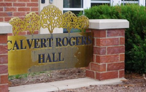 Calvert Rogers hall is where the body of sophomore Madison Scott was found. <br> Photo by Kat Owens