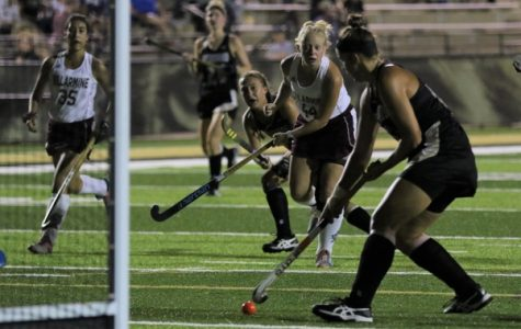 Field hockey goalie sets Lindenwood record in shut out against Bellarmine
