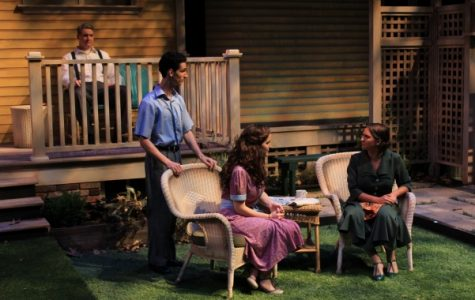 Review:  'All My Sons,' a crescendo of emotion in a 1940s setting