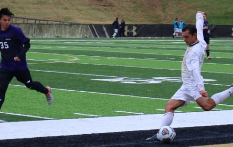 Men's soccer has big first half, outlasts Ouachita Baptist 4-3