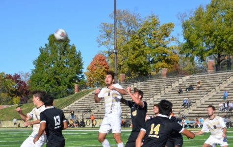 Men's soccer falls to No. 10 Fort Hays State in final home game