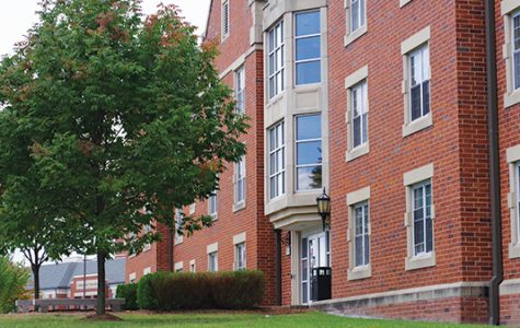 Visitation and co-ed dorms: Past, present and future