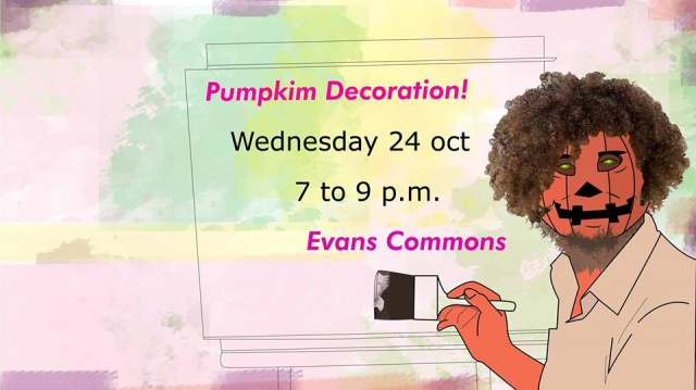 A+pumpkin+decoration+event+will+be+held+on+Wednesday%2C+Oct.+24%2C+in+Evans+Commons+Room+3020.++Illustration+used+with+permission+from+the+International+Student+Fellowship.